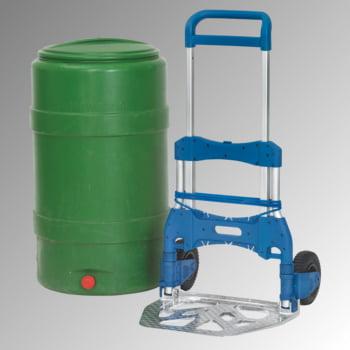 250 kg // BxT 595 x 450 mm Paketroller Fetra